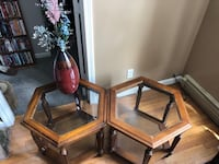 Antique end tables  371 mi