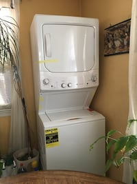 Washer and dryer stackable unit Falls Church