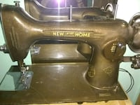 brown New Home sewing machine Allegan, 49010