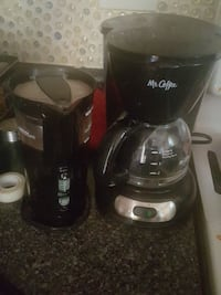 Mr. Coffee Coffee Maker and Bean Grinder 47 km