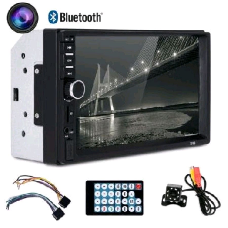 Bluetooth car stereo and Back up Camera