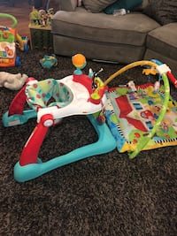 Baby Swing & Playmat null