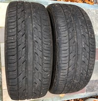 225/50r17 TIRES (all 4) Wallingford, 06492