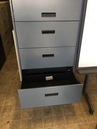 """5 Drawer Lateral 30""""Wide File Cabinet- Lockable  Tampa, 33613"""