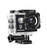 1080P Sports Action Camera Waterproof With 2-INCH LCD For Racing, Riding, Motorcycle, Motocross and Water Sports Montreal