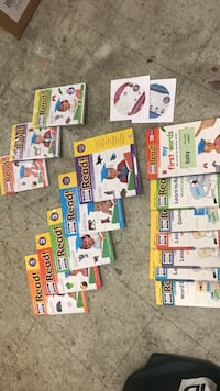 Your baby can read 17pcs total Surrey, • V3S 2W5