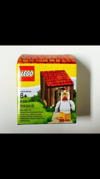 Lego Chicken Suite Guy New Sealed Dallas, 75254