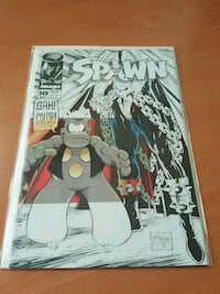 Spawn comic book Image Toronto, M3C 4J1