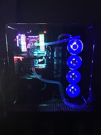 Custom computers / water cooling solution installation