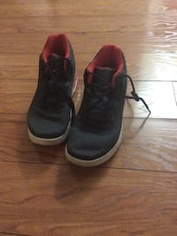 Air Jordan's Size six Partially used. Toronto, M9V