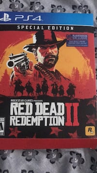 Red dead 2 special edition Fullerton, 92835