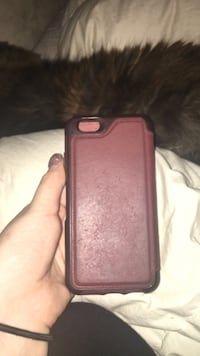pink and black iPhone case Penticton