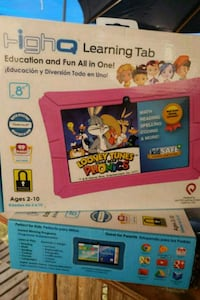 High Q learning tablet Lubbock, 79413