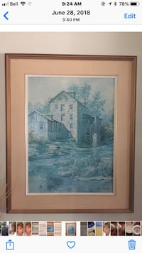 """Keirstead """"The Mill at Spirit Rapids """""""