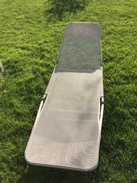Good condition lawn chair