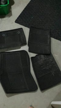 Ford fusion custom car mats. Brand new