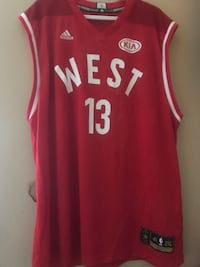 James harden all star game jersey Bolton, L7E 2K9