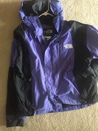 Exclusive Purple Northface jacket S/M Washington, 20020