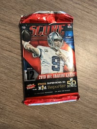 NFL trading cards  New York, 10024