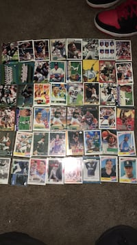 assorted baseball trading card collection Corcoran, 93212
