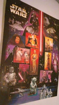 Star Wars Saga 30th Anniversary Full Sheet Stamps! Chicago