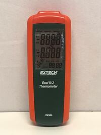 New Extech TM300 Dual K/J Thermometer Highland, 92346