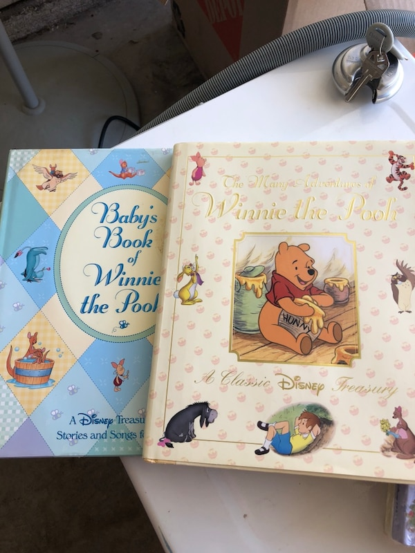 Brand new books for baby/kids... want gone