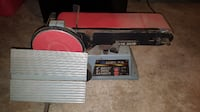 "Delta 4"" Belt 6"" Disc Sander Merced"