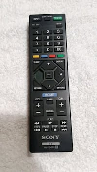 Sony TV REMOTE  Fort Worth, 76115