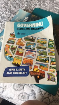 Governing States and  Localities 6th Edition Baltimore, 21230