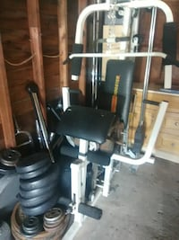 Gym set Townville, 16360