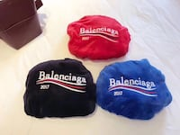 three 2017 Balenciaga covers 纽约市, 11367