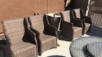 Moving Sale- All Weather Patio Furniture Set Las Vegas, 89130