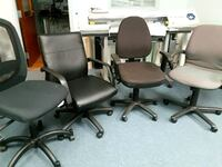 Assorted Office Chairs NORFOLK