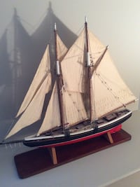 Famous Canadian Fishing & Racing Schooner (Historic Lunenburg) Calgary, T3H