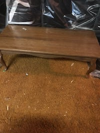 "Coffee table 46"" 45 mi"