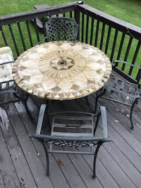 Deck table and chairs  Cranston, 02921