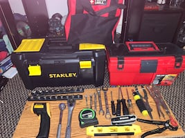Tools /tool boxes