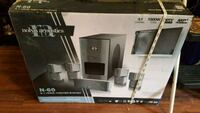 NEW Nolyn Acoustics N-60 5.1 Home Theater System New York