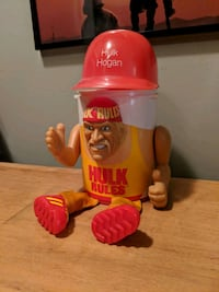 Collectable Hulk Hogan Coozie  Calgary, T2X 2Z3