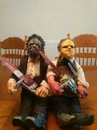 RARE MEZCO 13 INCH LEATHERFACE Allentown, 18104