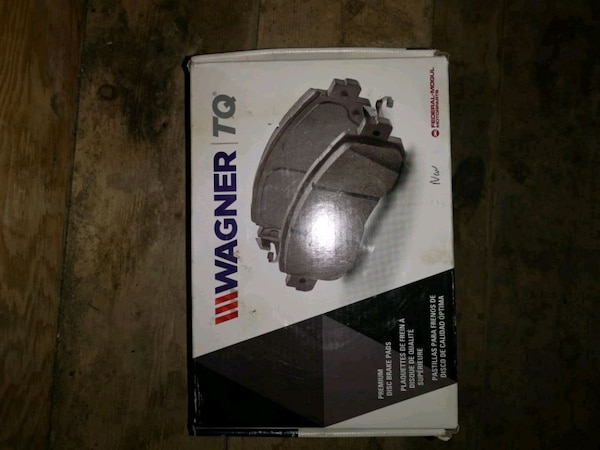 Wagner front brakes for 2012 Dodge Journey