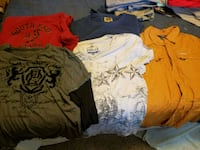Mens shirts  Colorado Springs, 80904