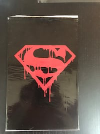 Death of Superman Comic Book - Still in Poly Bag!! Rare Mississauga, L5B 0H3