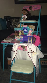 Doc McStuffins Suite of Toys 50 km