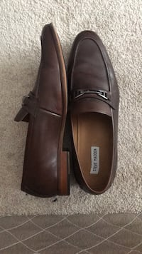 pair of brown leather loafers Columbia, 21044
