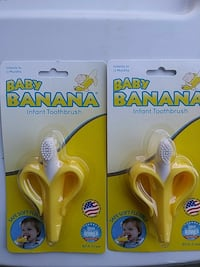 Baby Banana Toothbrush Washington