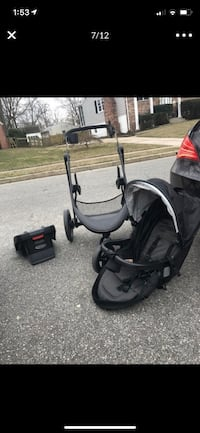 Graco travel system modes 3 essentials