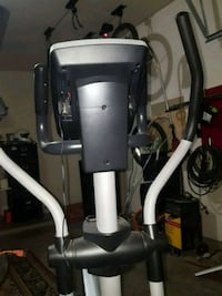 black and gray elliptical trainer Houston, 77067