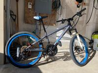 Small size trail bicycle